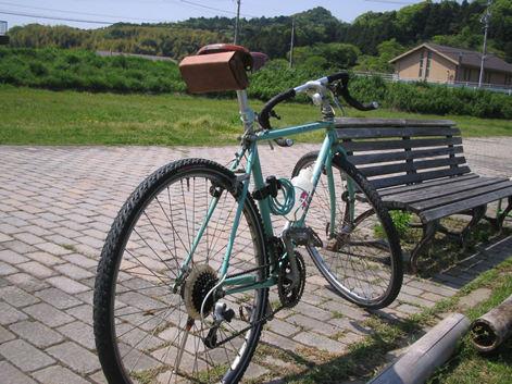 自転車の 自転車 都内 : 都内の自転車散歩(ポタリング ...